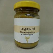 Натуральный горчичнно - медовый соус