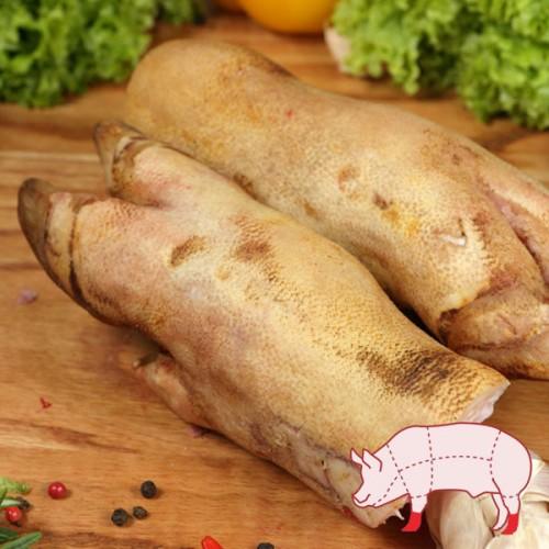 Свиные ножки (на холодец)