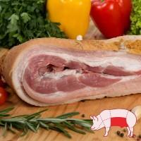 Подчеревина свиная, бок